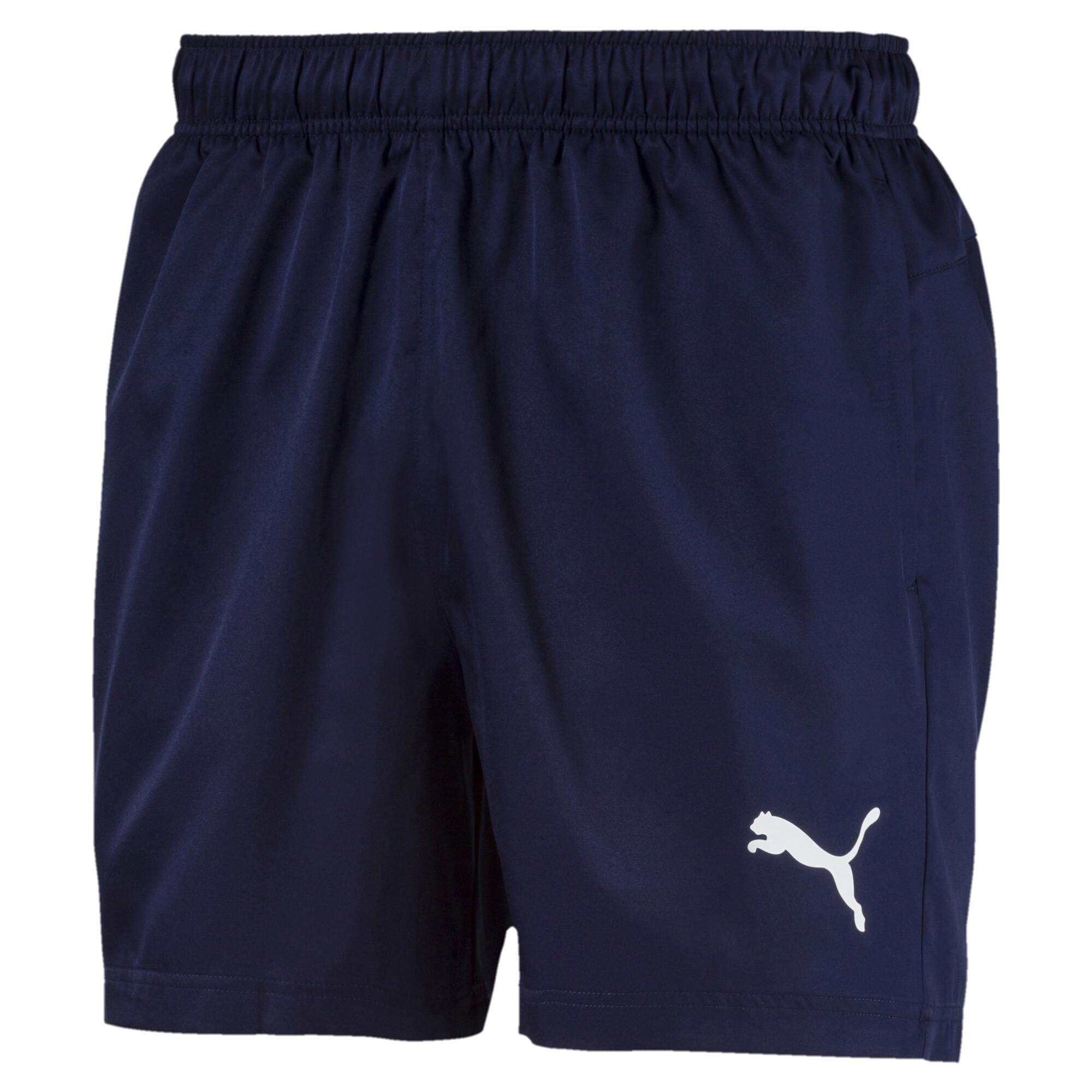 Shorts en malla tejida para hombre Active
