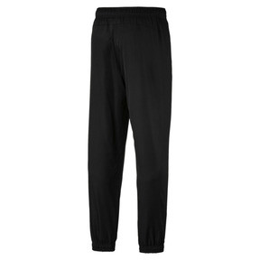 Thumbnail 2 of Active Woven Men's Sweatpants, Puma Black, medium