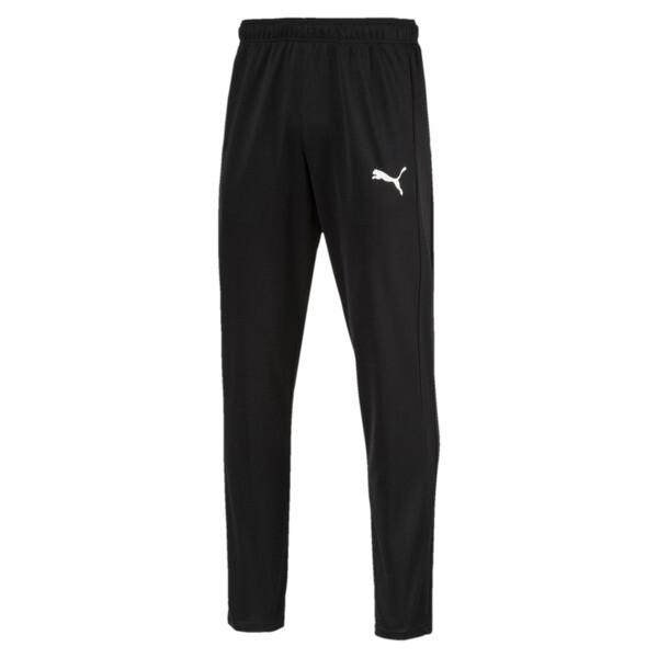 Active Trico Men's Sweatpants, Puma Black, large