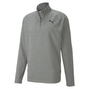 Active Men's Half Zip Sweater