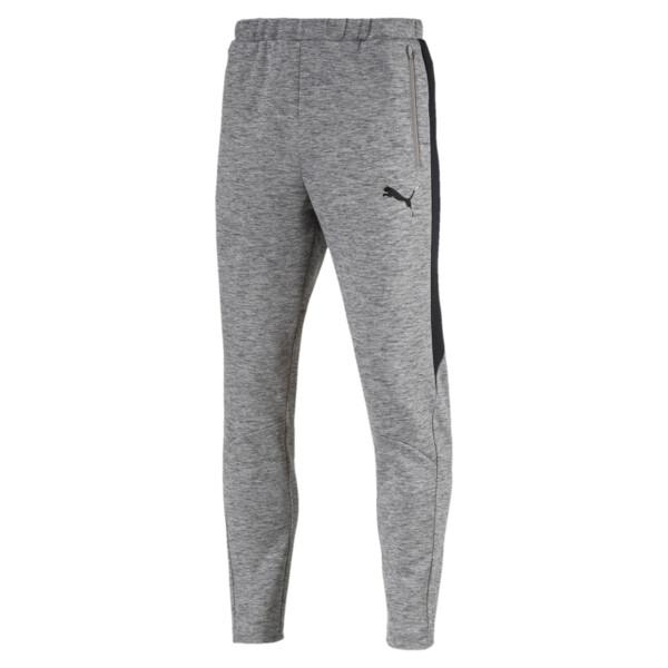 Pantalon Evostripe pour homme, Medium Gray Heather, large