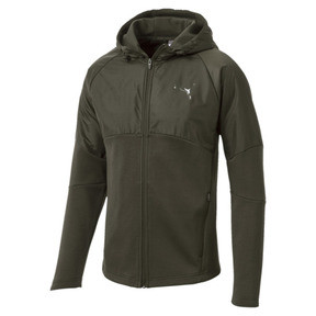 Thumbnail 1 of Evostripe WR FZ Hoodie, Forest Night, medium