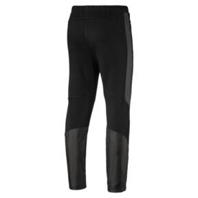 Thumbnail 3 of Active Men's Evostripe Water-Repellent Pants, Puma Black, medium