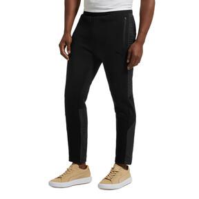 Thumbnail 2 of Active Men's Evostripe Water-Repellent Pants, Puma Black, medium