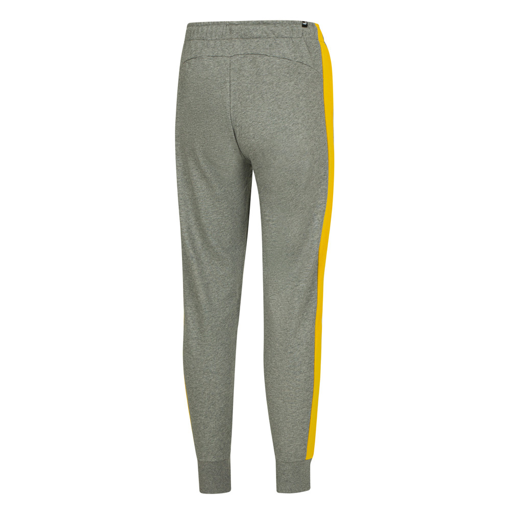 PUMA - female - Штаны Contrast Pants FT M CL – Medium Gray Heather –, Серый