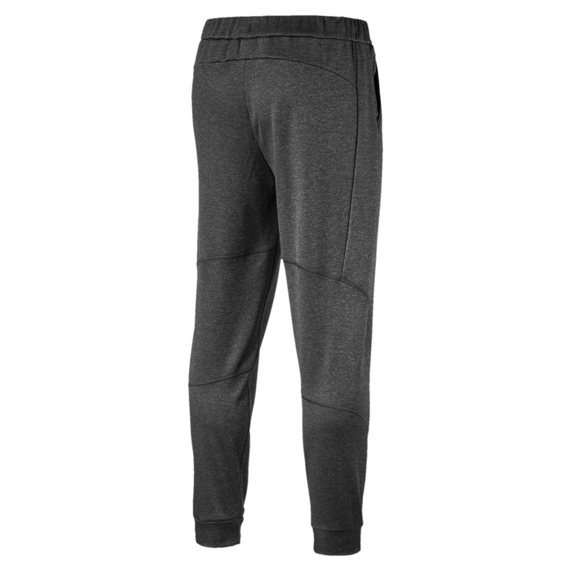 PUMA-Evostripe-Men-039-s-Warm-Pants-Men-Knitted-Pants-Basics thumbnail 3