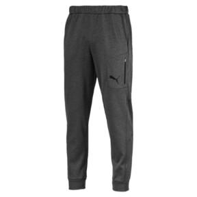 Thumbnail 1 of Evostripe Men's Warm Pants, Dark Gray Heather, medium