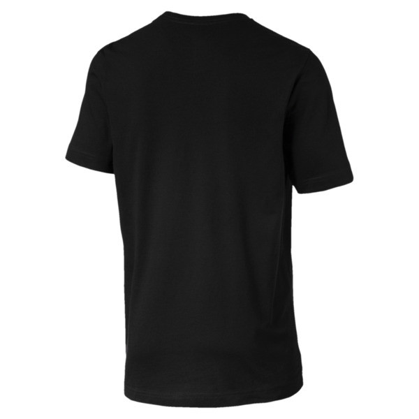 T-Shirt Essential pour homme, Cotton Black, large