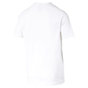 Thumbnail 5 of Essentials Short Sleeve Men's Tee, Puma White, medium