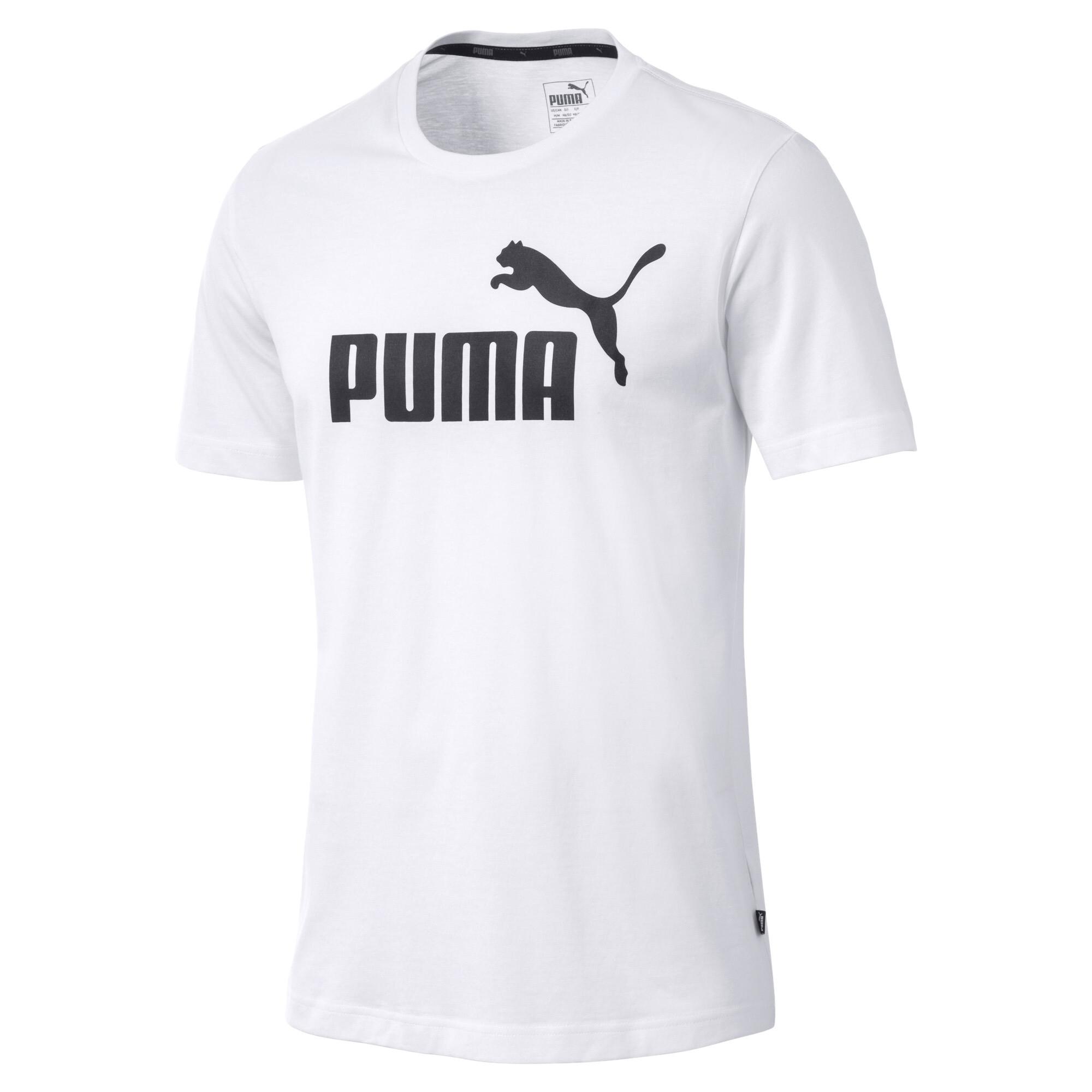 Image Puma Essentials Short Sleeve Men's Tee #4