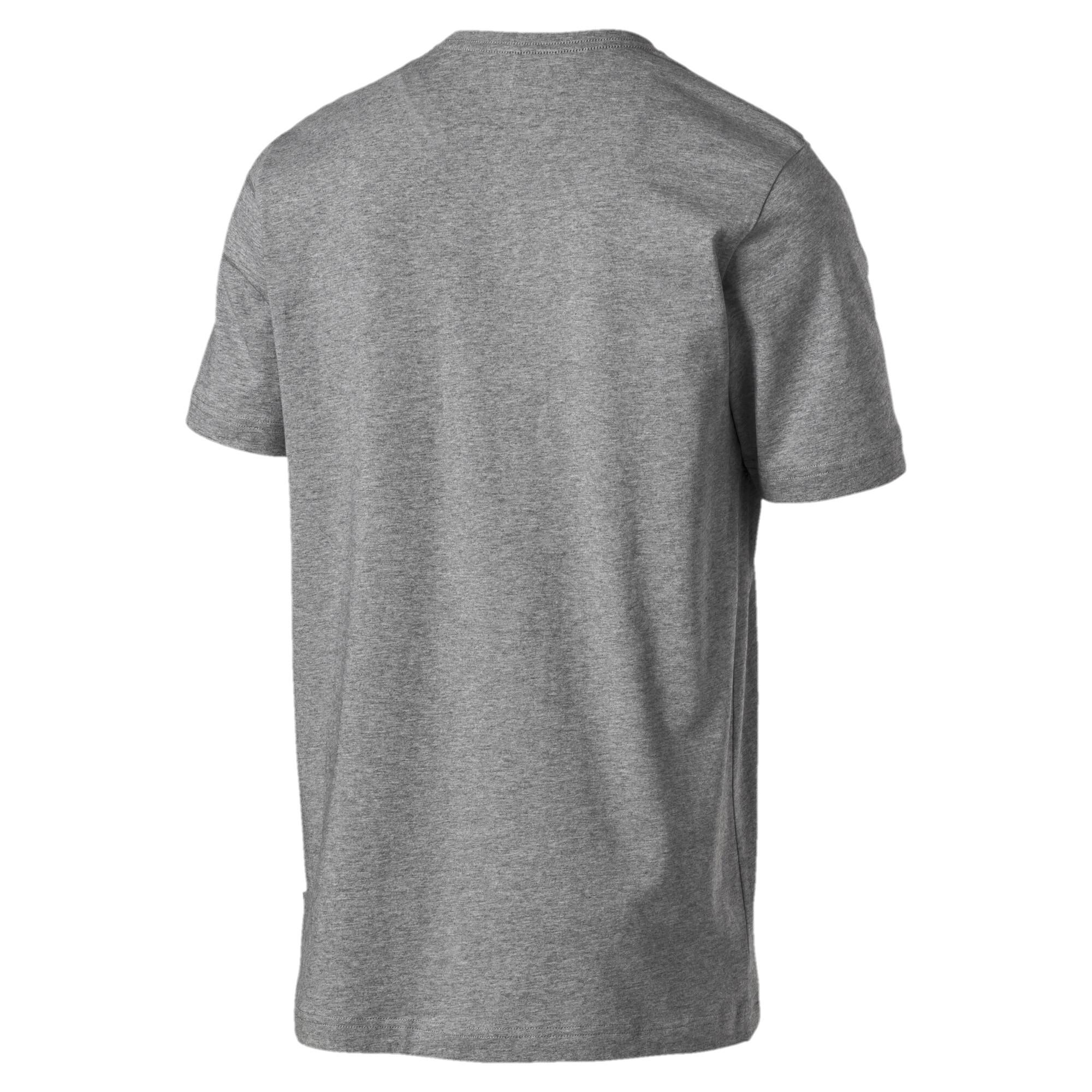 Image Puma Essentials Short Sleeve Men's Tee #5