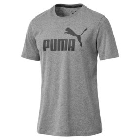 Thumbnail 1 of Essentials Short Sleeve Men's Tee, Medium Gray Heather, medium