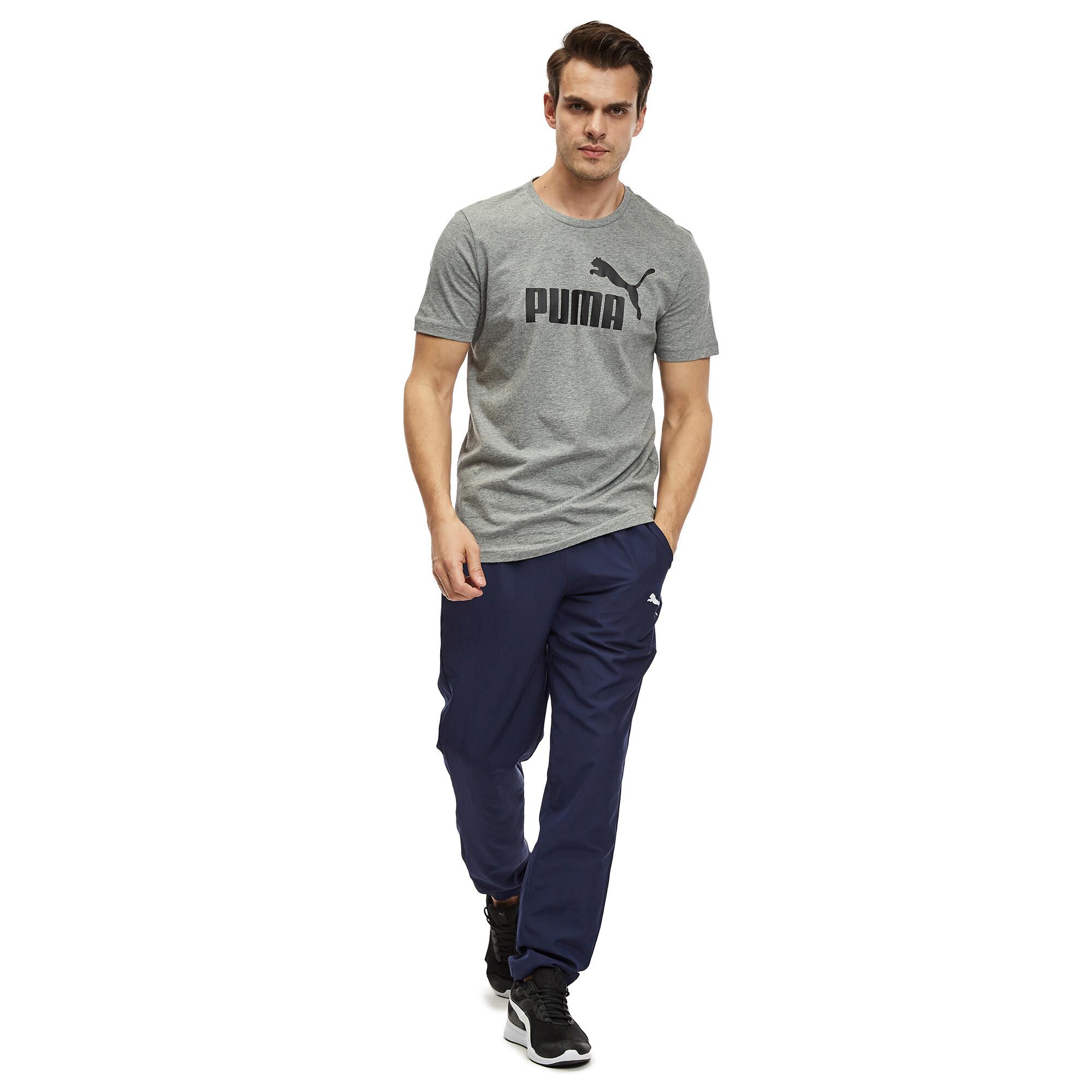 Image Puma Essentials Short Sleeve Men's Tee #3