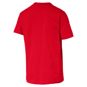 Thumbnail 5 of T-Shirt Essential pour homme, Puma Red, medium