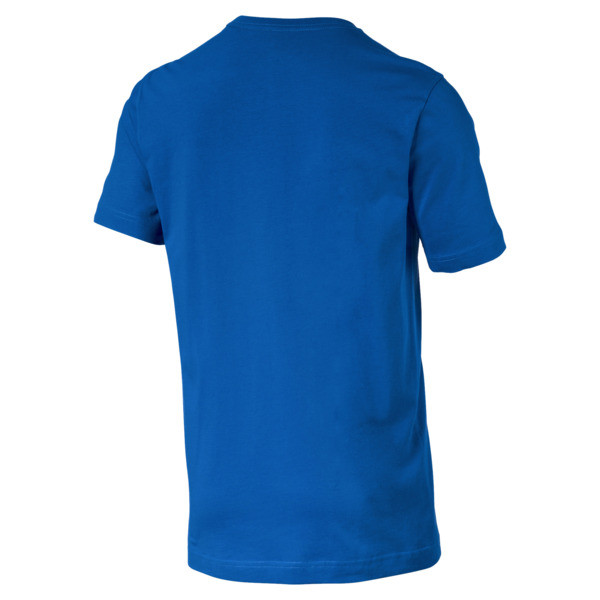 Essentials Short Sleeve Men's Tee, Puma Royal, large