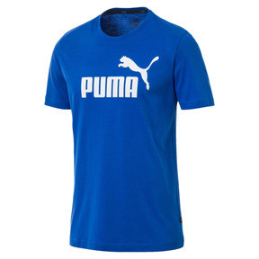 Thumbnail 4 of Essentials Short Sleeve Men's Tee, Puma Royal, medium