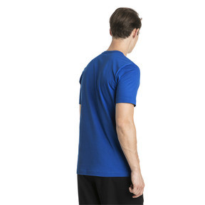 Thumbnail 2 of Essentials Short Sleeve Men's Tee, Puma Royal, medium