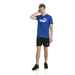 Thumbnail 3 of Essentials Short Sleeve Men's Tee, Puma Royal, medium