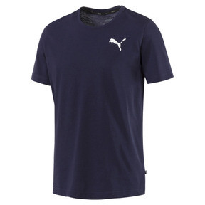 T-shirt con logo piccolo Essentials uomo