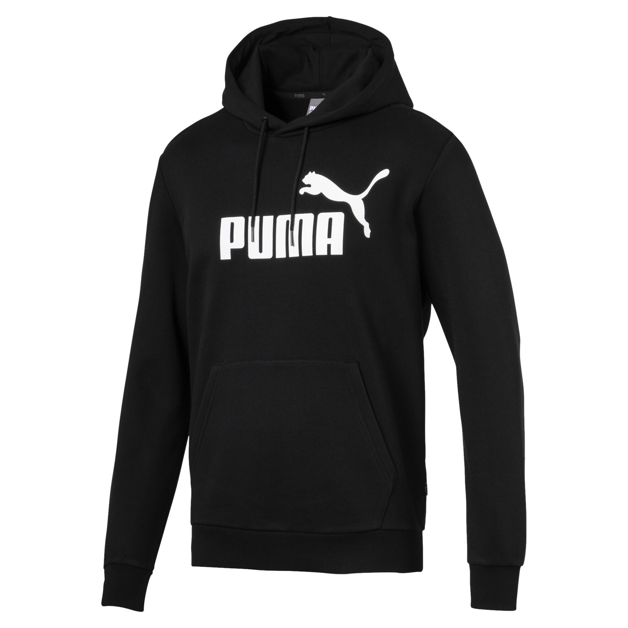 Image Puma Essentials Fleece Men's Hoodie #4
