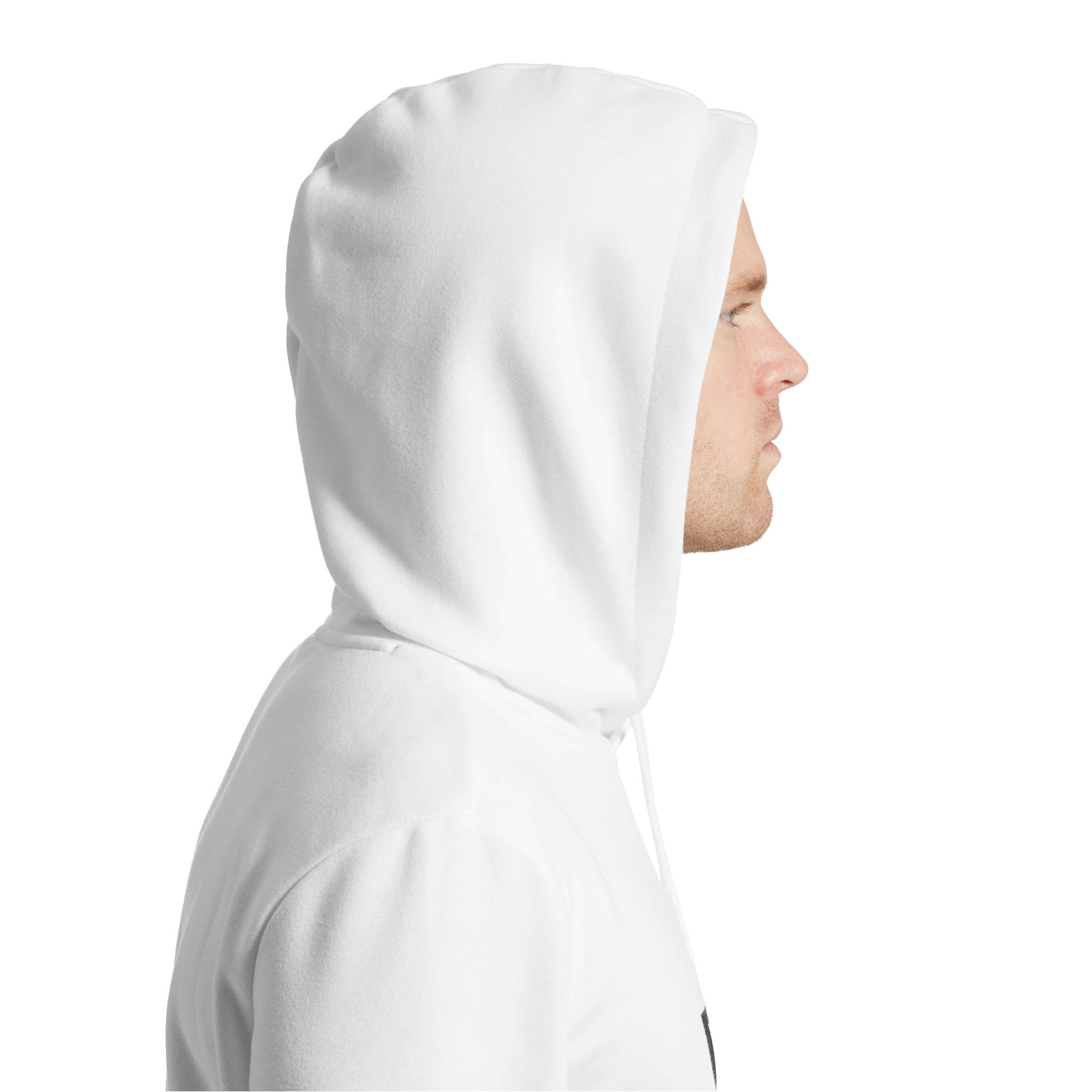 PUMA-Essentials-Men-039-s-Fleece-Hoodie-Men-Sweat-Basics thumbnail 35