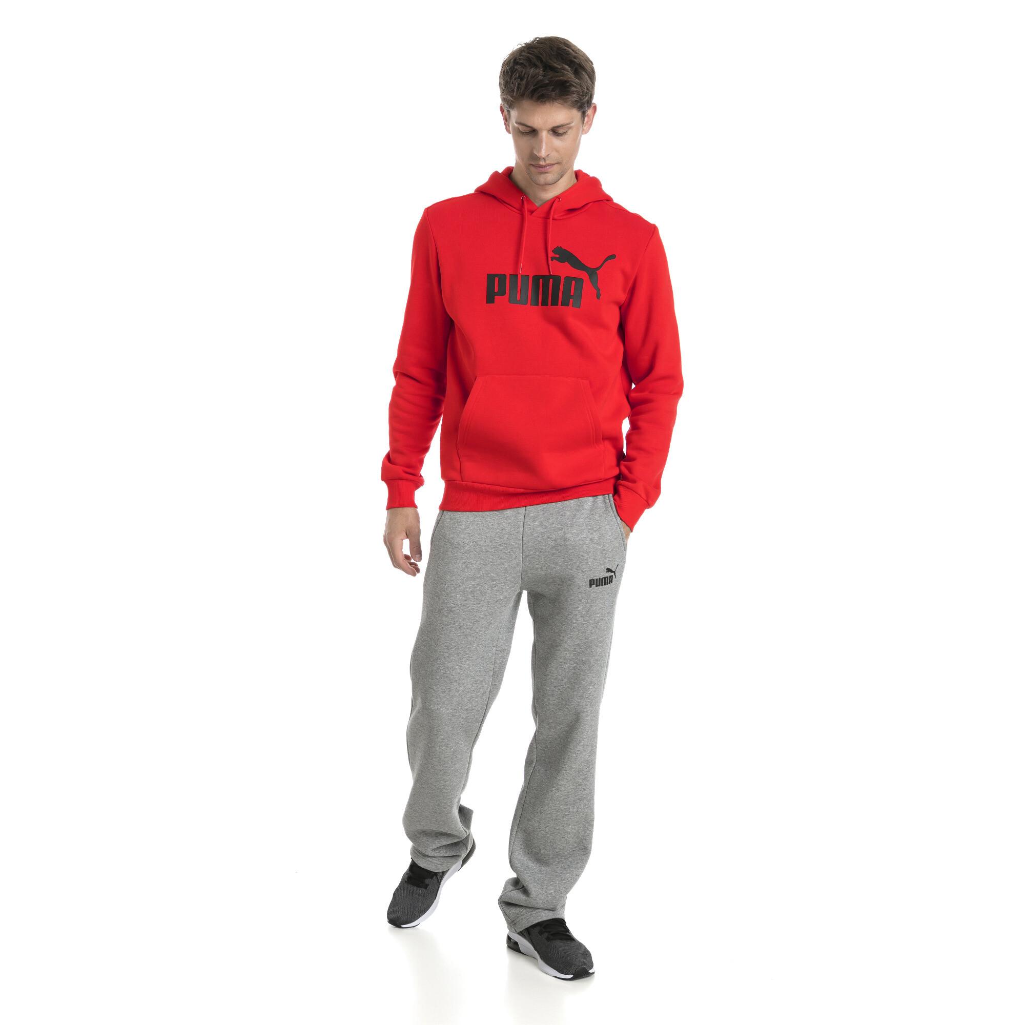 Image Puma Essentials Fleece Men's Hoodie #3
