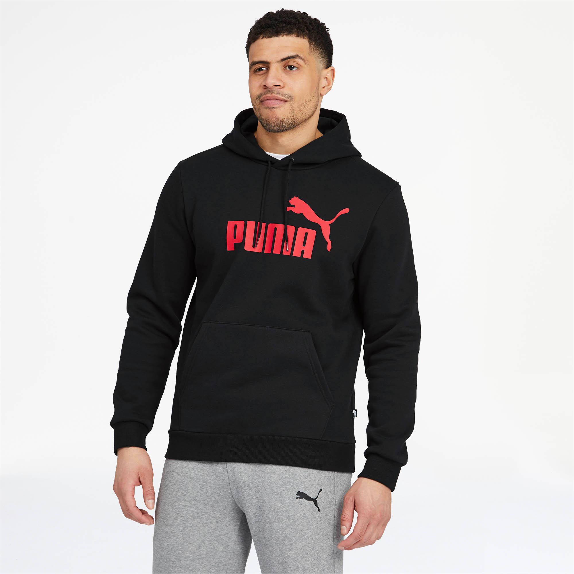 PUMA-Men-039-s-Essentials-Fleece-Hoodie thumbnail 28
