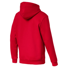 Thumbnail 4 of Sweat à capuche en polaire pour homme, Puma Red-Cat, medium