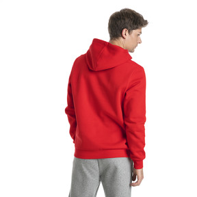 Thumbnail 3 of Sweat à capuche en polaire pour homme, Puma Red-Cat, medium