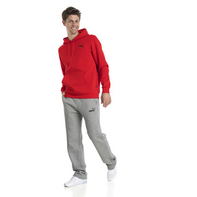 Thumbnail 5 of Sweat à capuche en polaire pour homme, Puma Red-Cat, medium