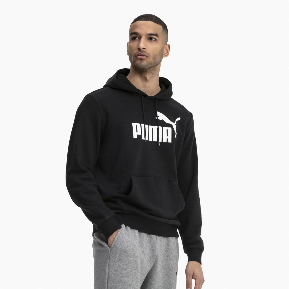 Görüntü Puma ESSENTIALS Kapüşonlu Erkek Sweatshirt #1