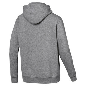 Thumbnail 2 of Essentials Men's Hoodie, Medium Gray Heather, medium