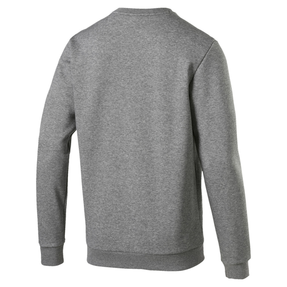 Image PUMA Essentials Fleece Crew Neck Men's Sweater #2
