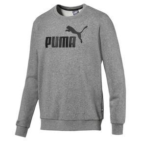 Thumbnail 1 of Essentials Men's Crewneck Sweatshirt, Medium Gray Heather, medium
