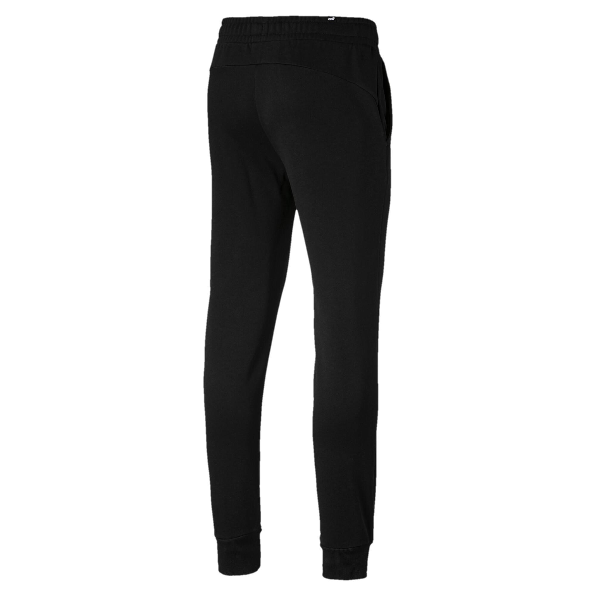 Image Puma Essentials Knitted Fleece Men's Sweatpants #5