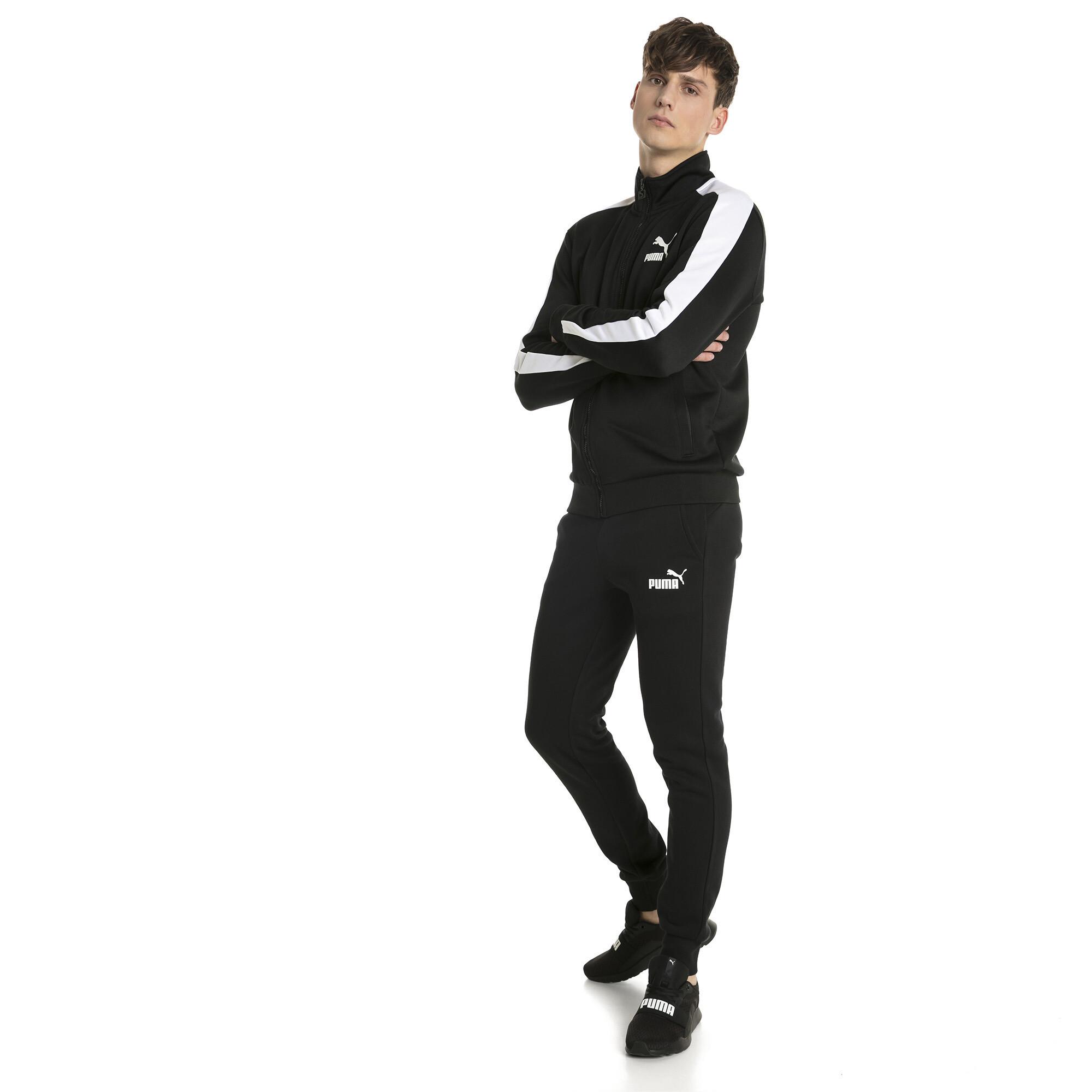 Image Puma Essentials Knitted Fleece Men's Sweatpants #3
