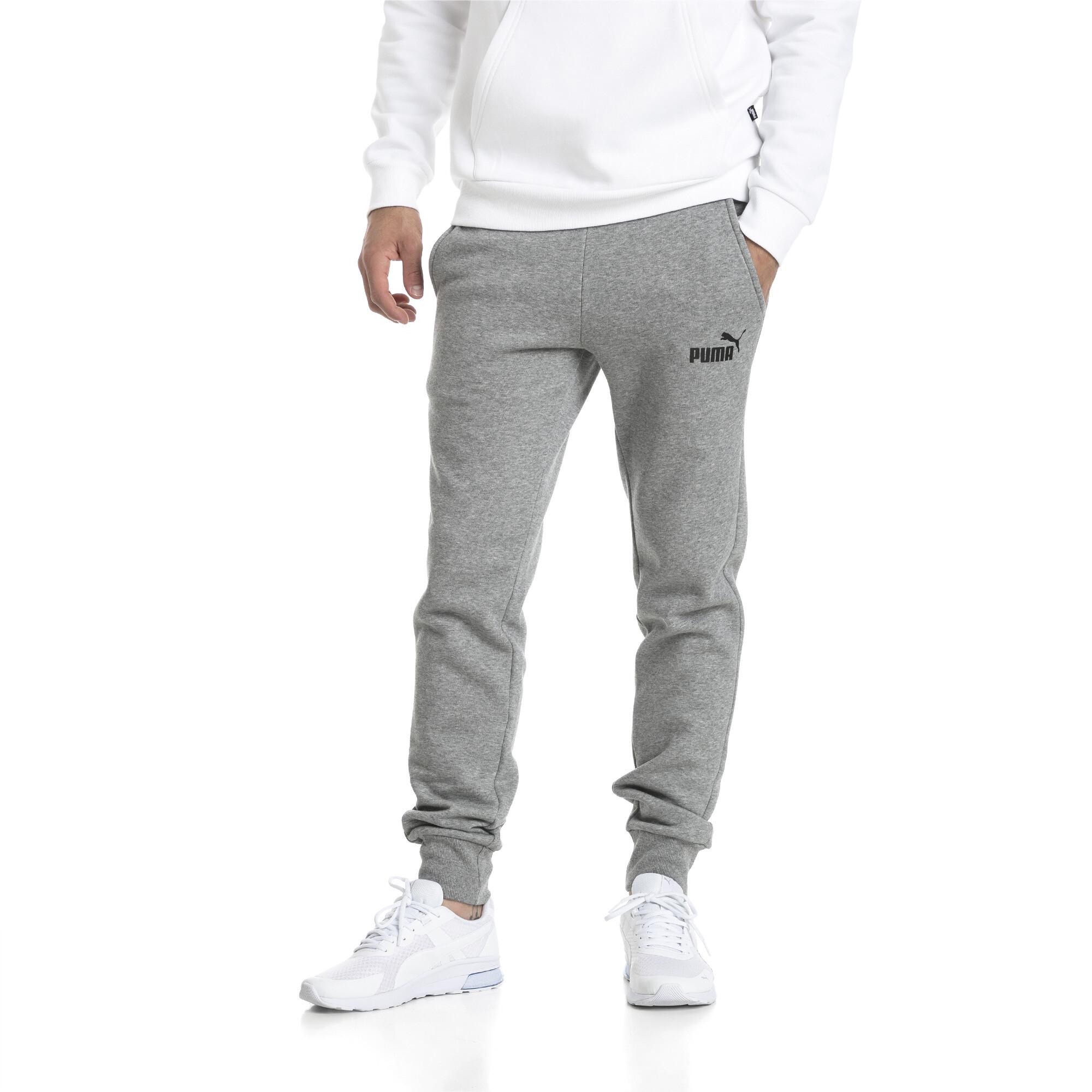Image Puma Essentials Knitted Fleece Men's Sweatpants #1