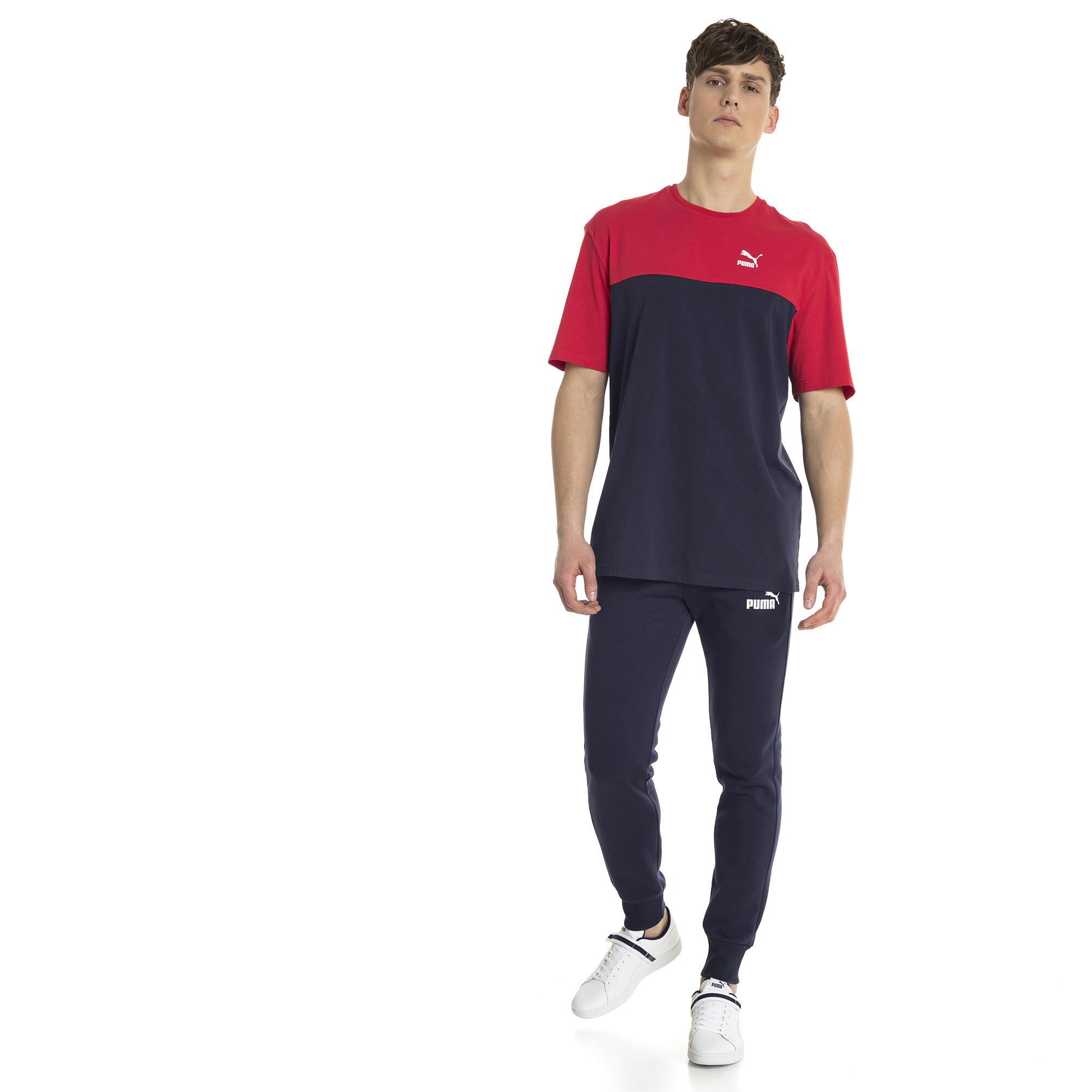 PUMA-Essentials-Men-039-s-Fleece-Knit-Pants-Men-Knitted-Pants-Basics thumbnail 8