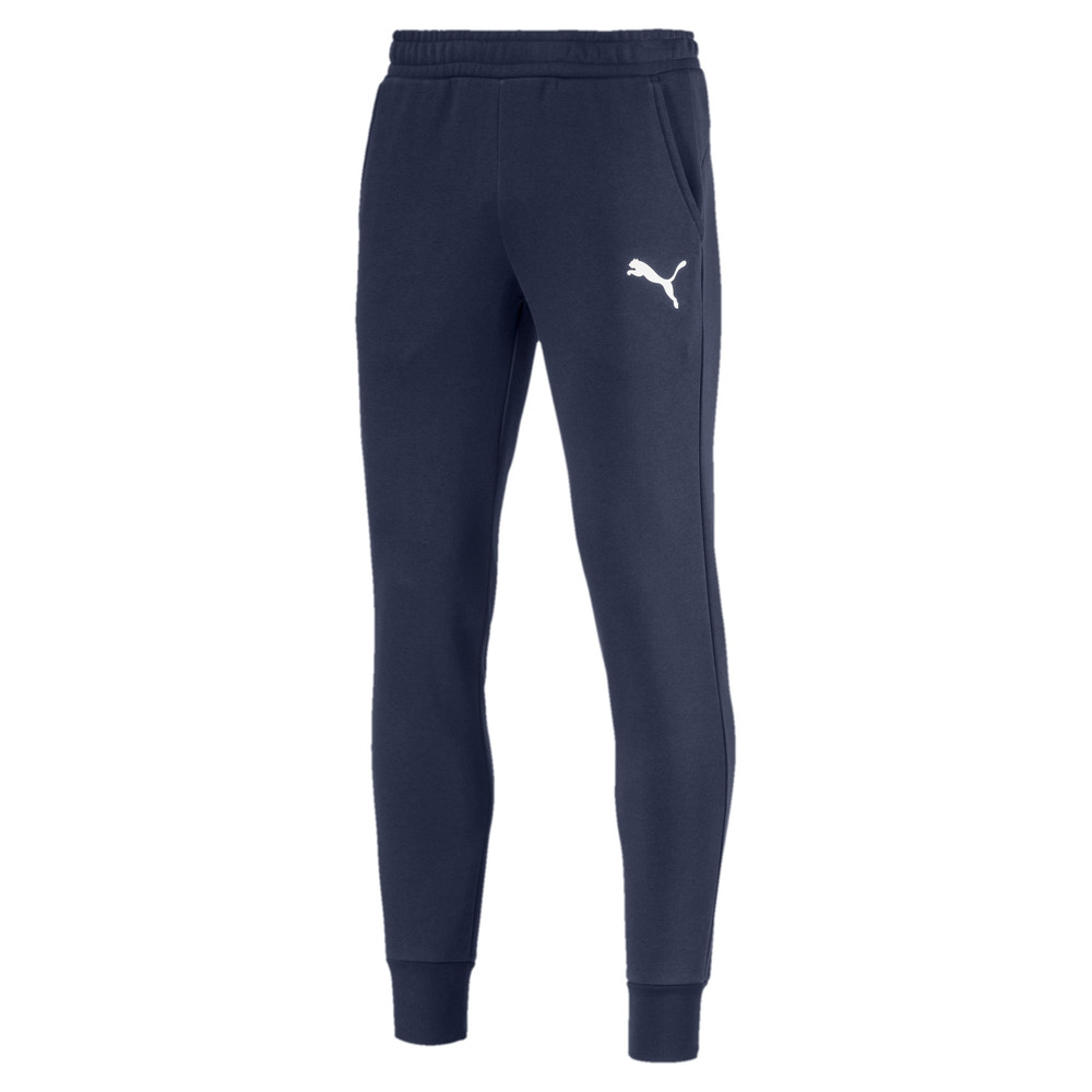 Image PUMA Essentials Knitted Fleece Men's Sweatpants #1