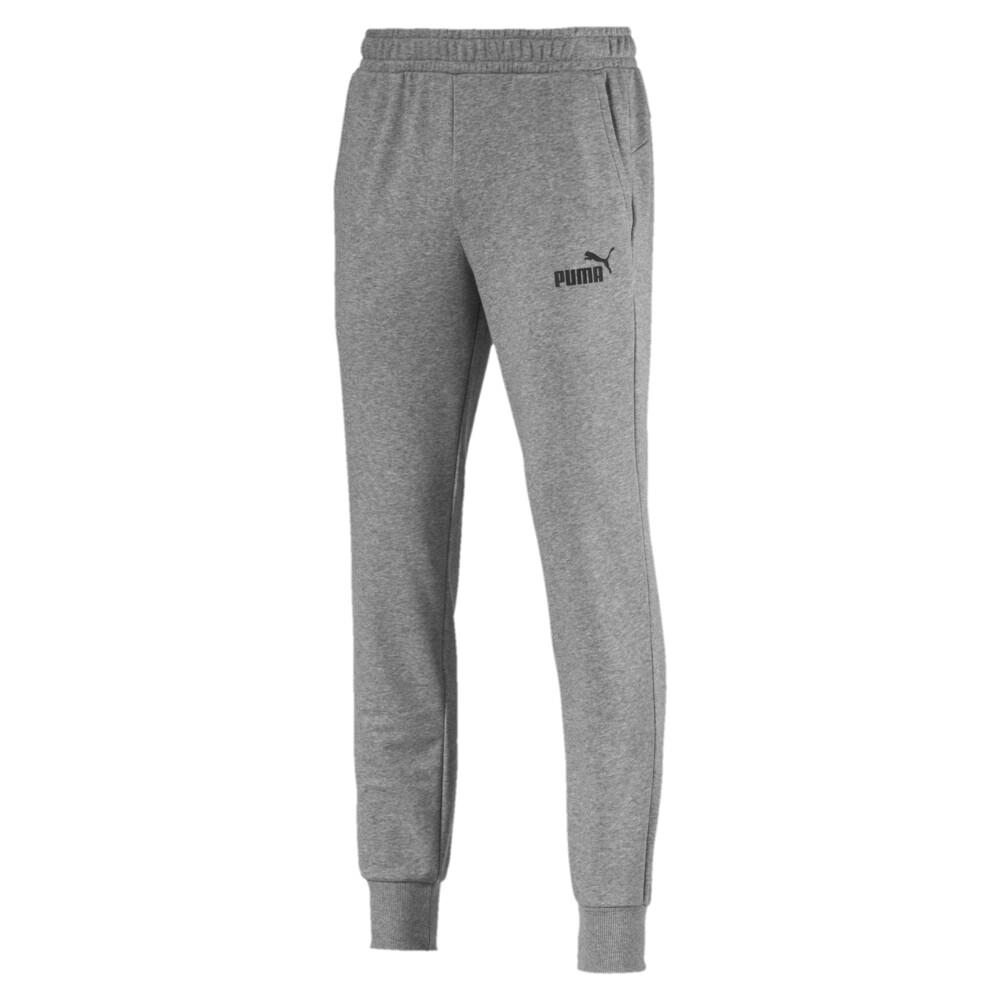Купить PUMA - male - Штаны Essentials Pants – Medium Gray Heather – XXL