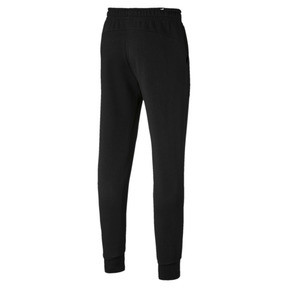 Thumbnail 2 of Essentials Men's Sweatpants, Puma Black-Cat, medium