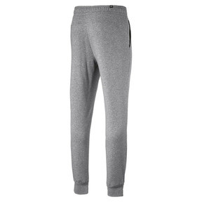 Thumbnail 2 of Essentials Men's Sweatpants, Medium Gray Heather-Cat, medium