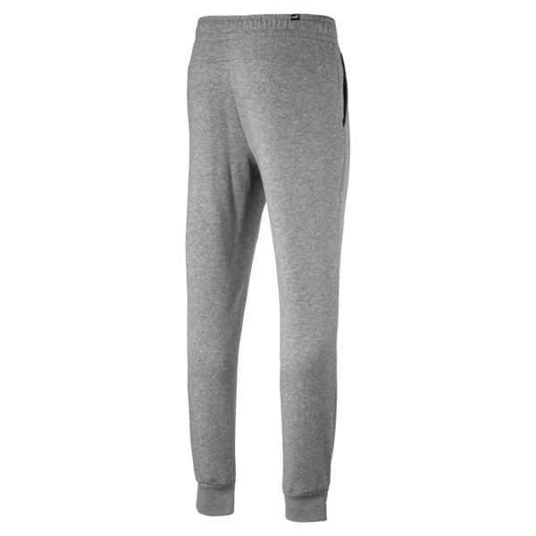 Essentials Men's Sweatpants, Medium Gray Heather-Cat, large