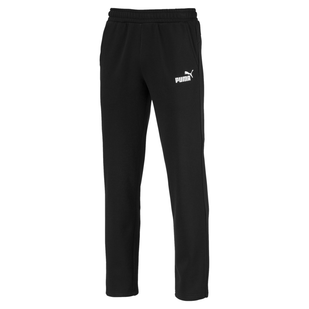 Изображение Puma Брюки Essentials Fleece Pants #1