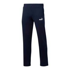 Thumbnail 1 of Essentials Men's Fleece Pants, Peacoat, medium