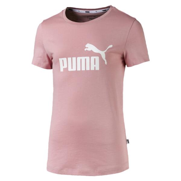 T-Shirt Essentials pour fille, Bridal Rose, large