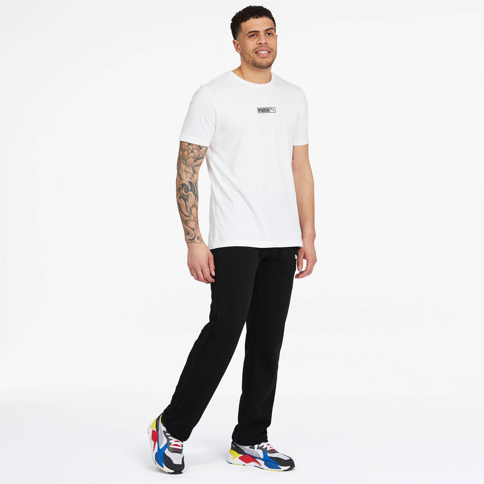 PUMA-Essentials-Men-039-s-Sweatpants-Men-Knitted-Pants-Basics thumbnail 6