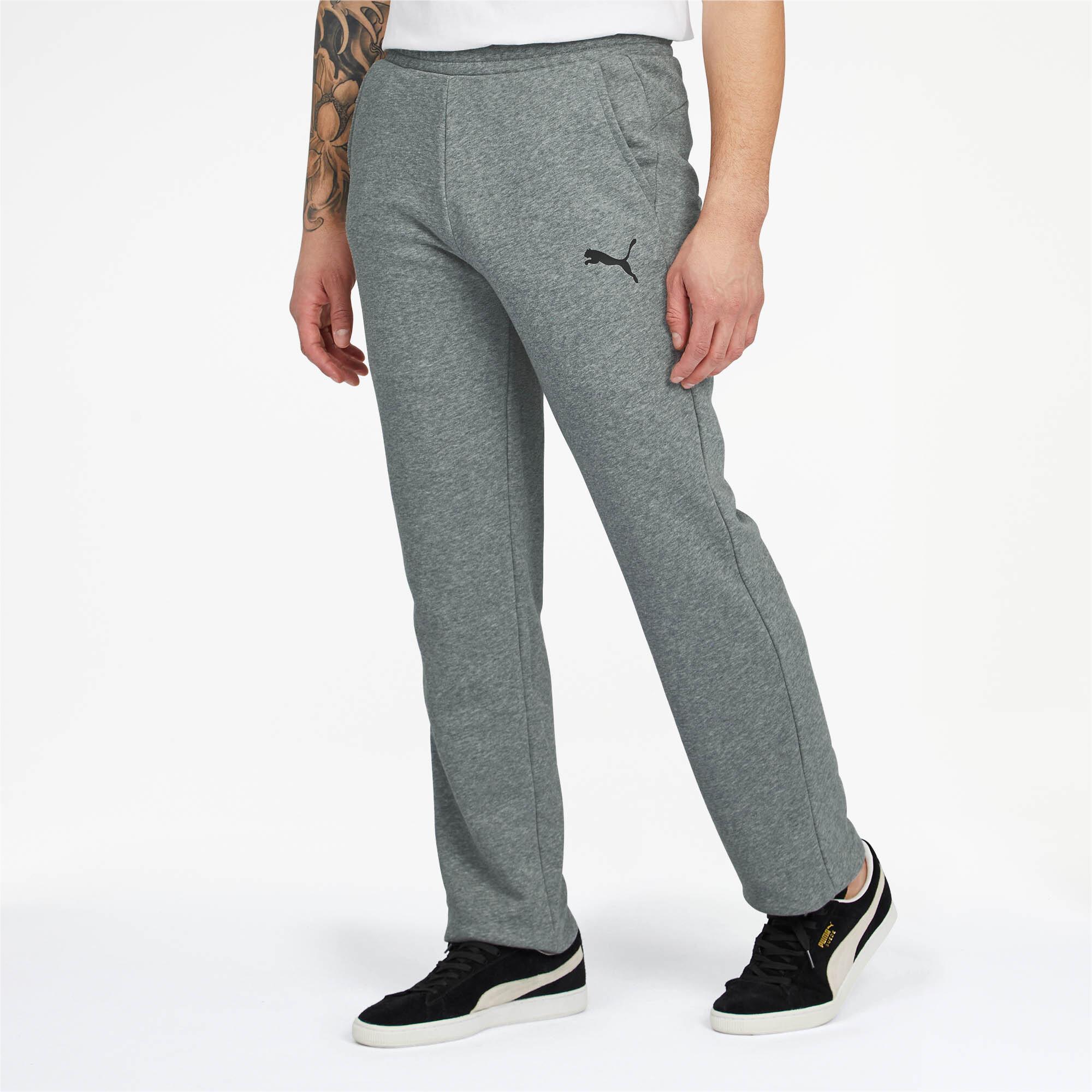 PUMA-Essentials-Men-039-s-Sweatpants-Men-Knitted-Pants-Basics thumbnail 9