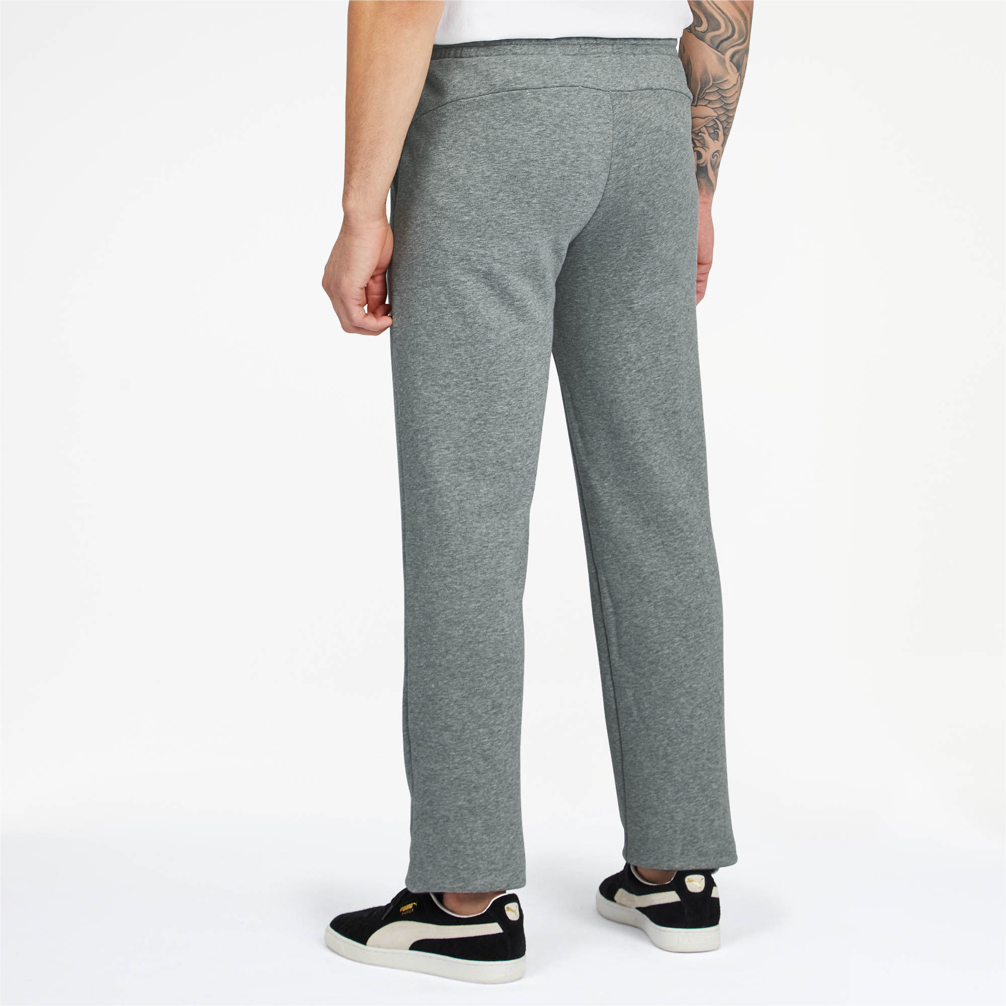 PUMA-Essentials-Men-039-s-Sweatpants-Men-Knitted-Pants-Basics thumbnail 10