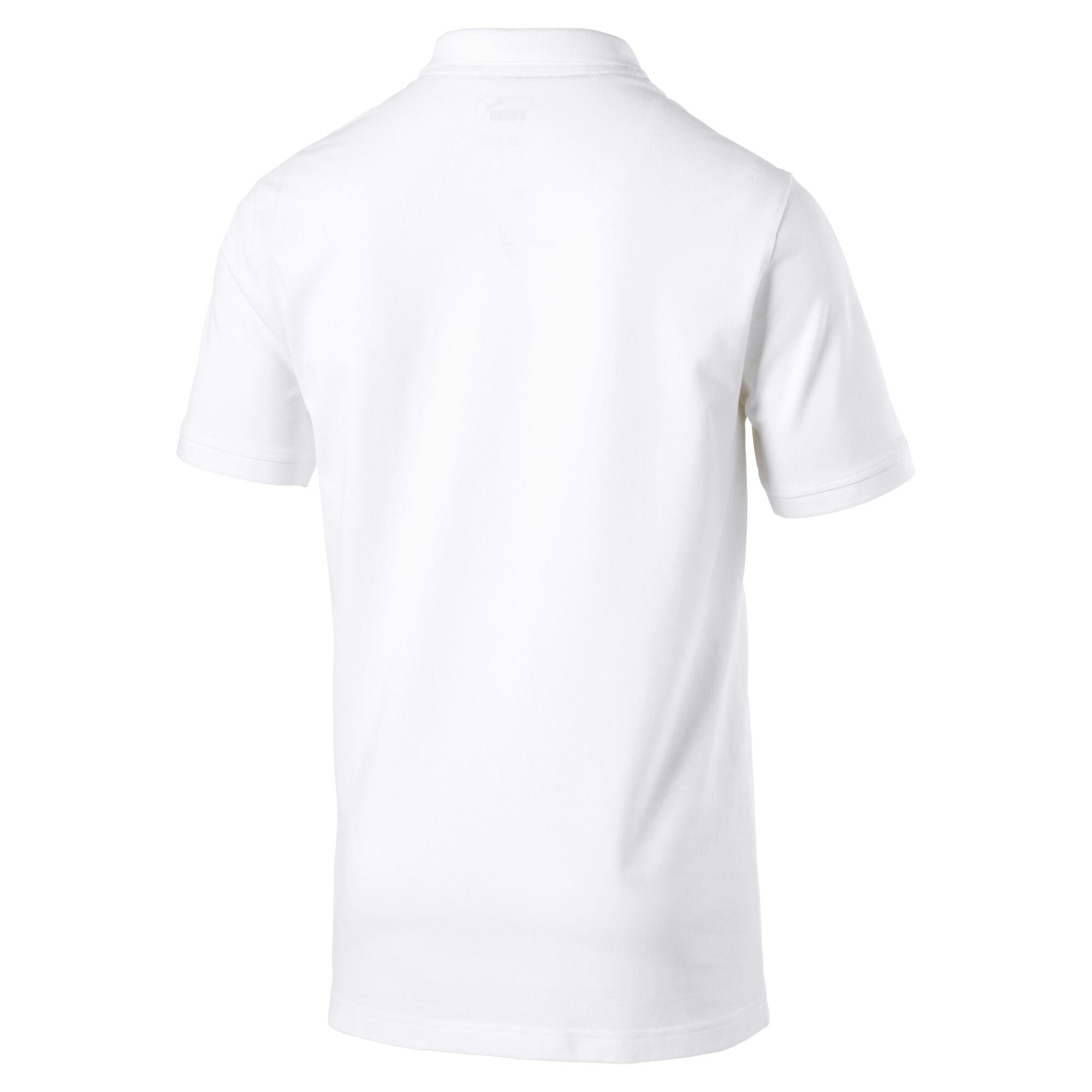 Image Puma Essentials Short Sleeve Men's Polo Shirt #5